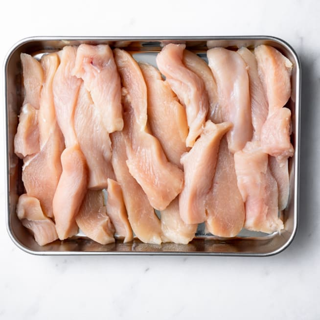 Prep Chicken Breasts