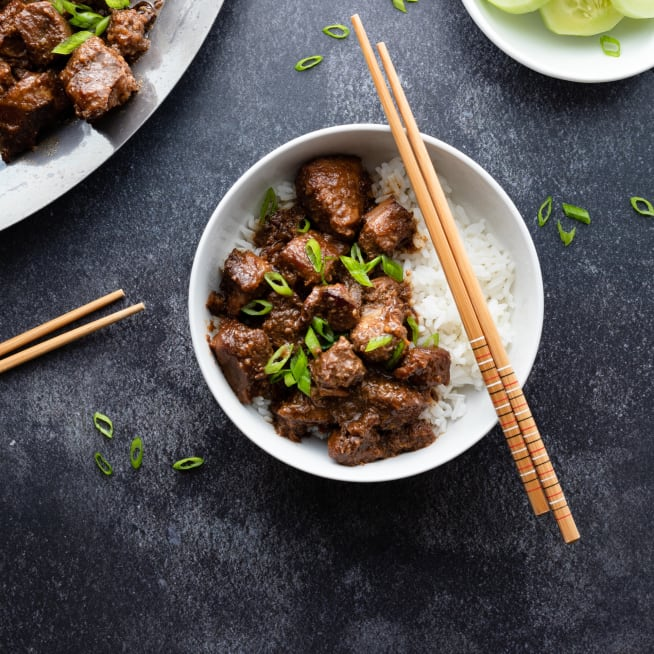 Caramel Ginger Pork