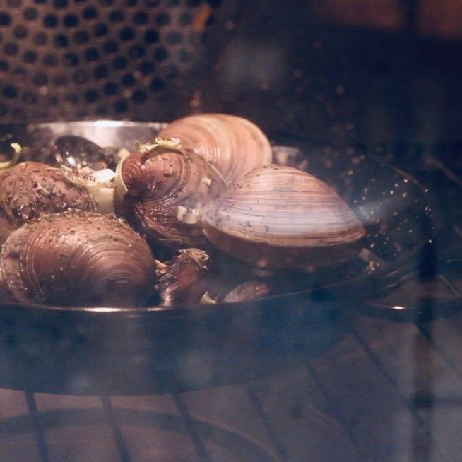 Steam Shellfish