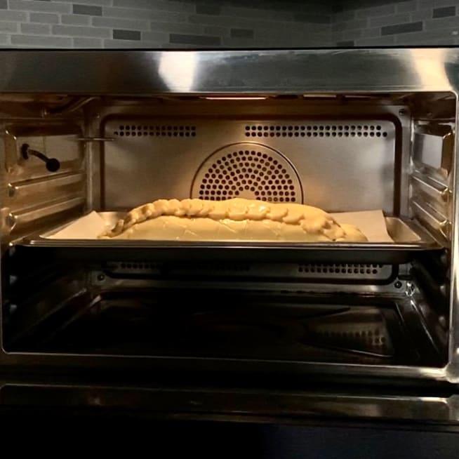 Bake Mushroom Wellington