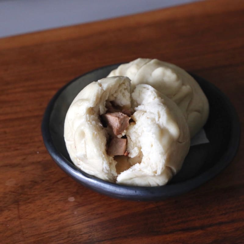 Steamed BBQ Pork Bao