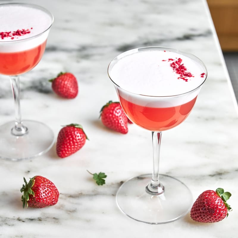 Flavor Infusing Alcohol 101 (Strawberry Tequila)