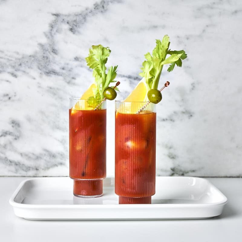 Infused Batch Bloody Mary Cocktail