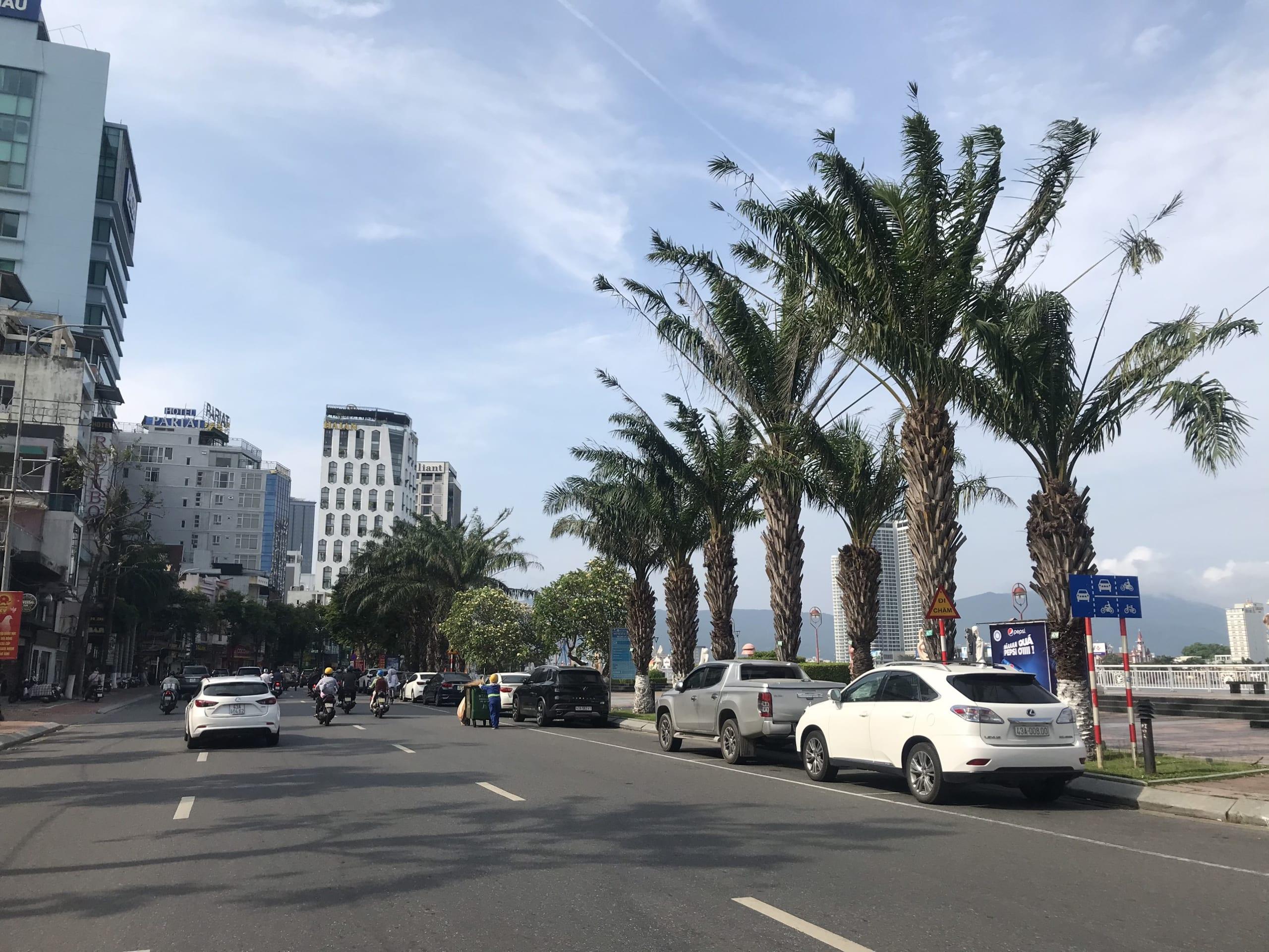 Danh sách nhà mặt tiền ngang 10m trung tâm Đà Nẵng