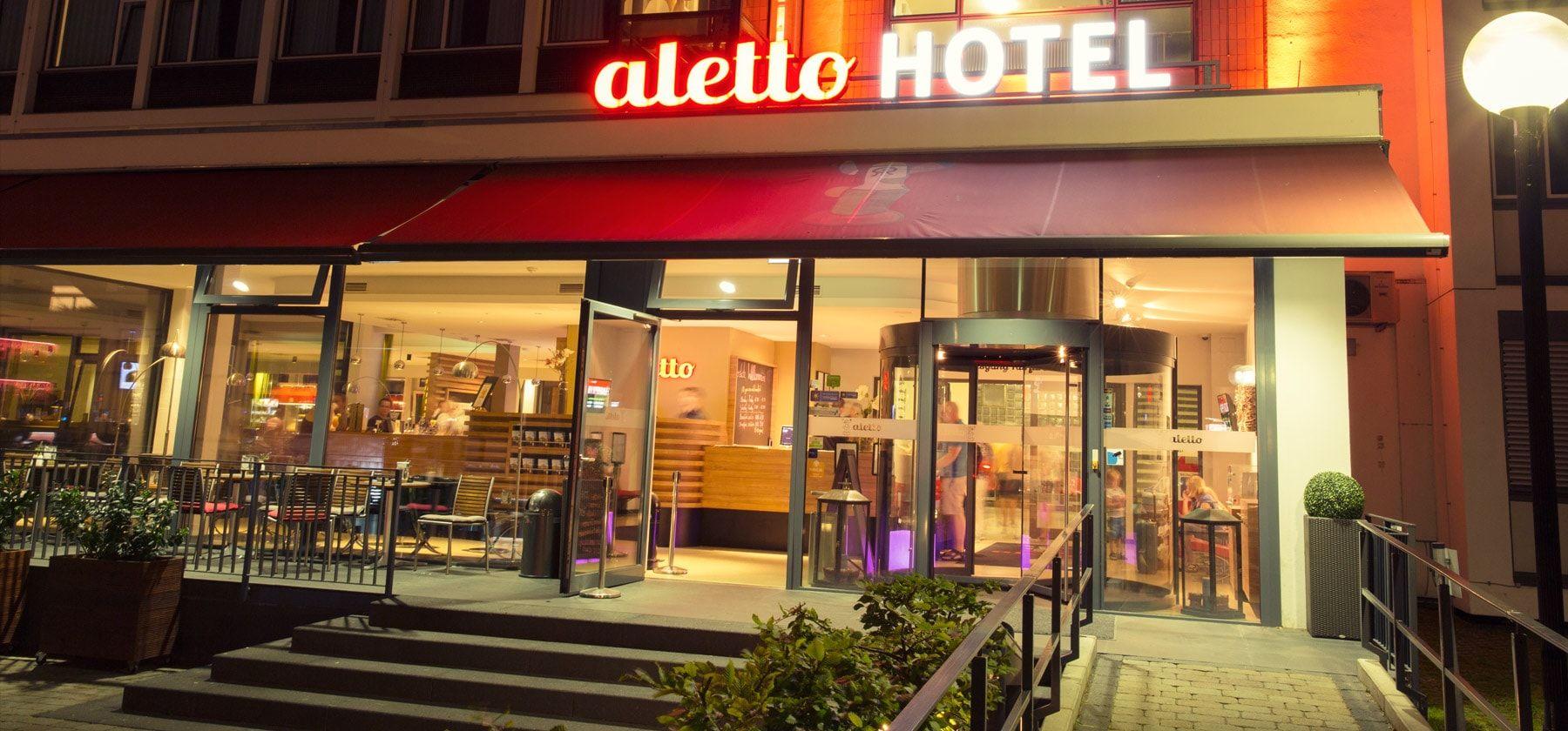 Hotel Aletto Ku' damm
