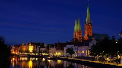 Juletur til Lübeck