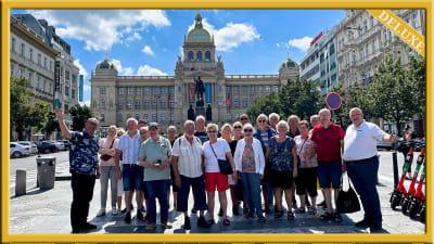 Prag - Den Gyldne Stad - Deluxe