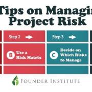 Risk managing