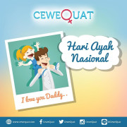Selamat Hari Ayah!