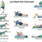 Exercise untuk nyeri pinggang bawah