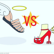 Closer to hell with high heels.