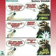 Sebenarnya ini bukan gejala baru dalam sejarah Islam. Khawarij juga melakukan hal yang sama. Khawarij adalah sekte yang lahir pada awal sejarah Islam