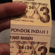 Gogo power rangers .. Black ranger my favvvvzz