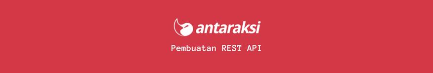 Tempat pembuatan REST API