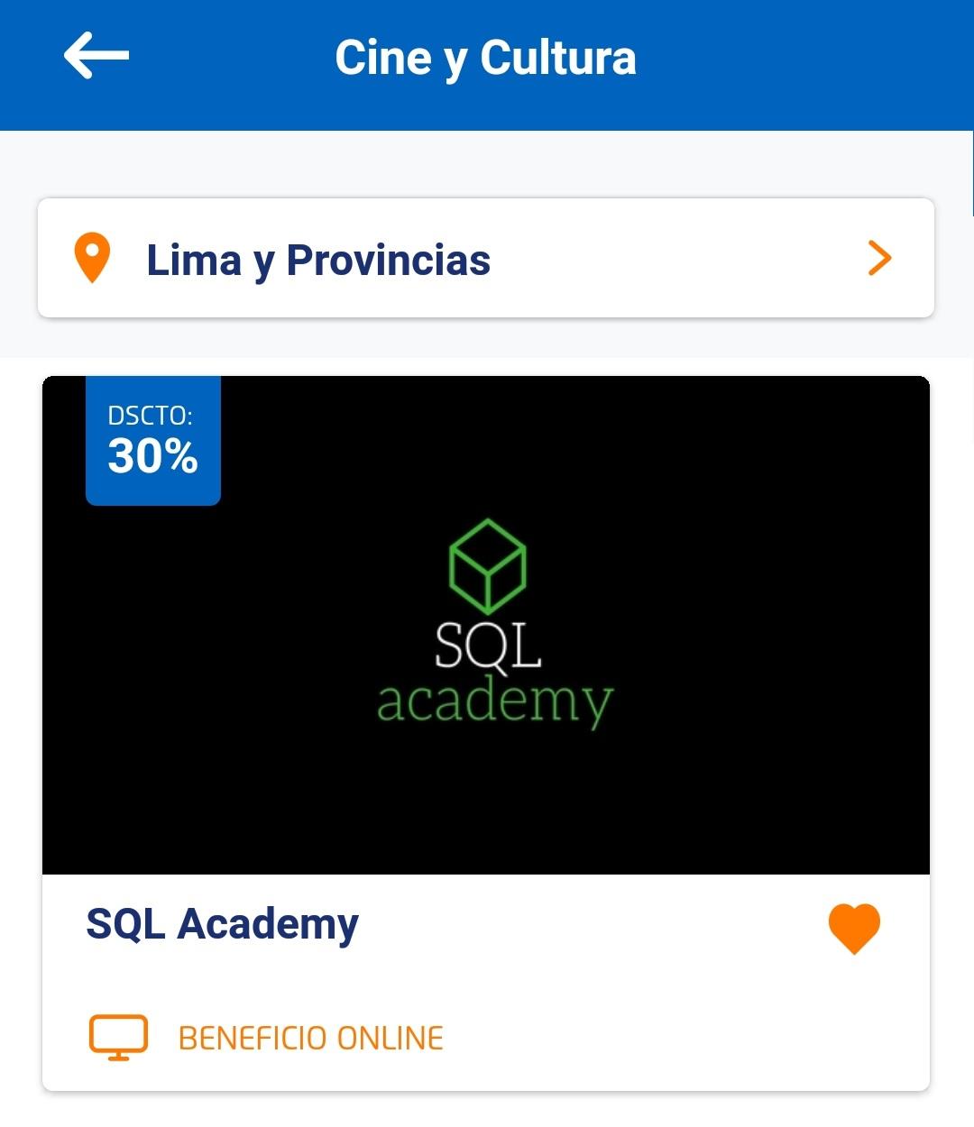 SQL_Academy_Peru_App_Beneficios