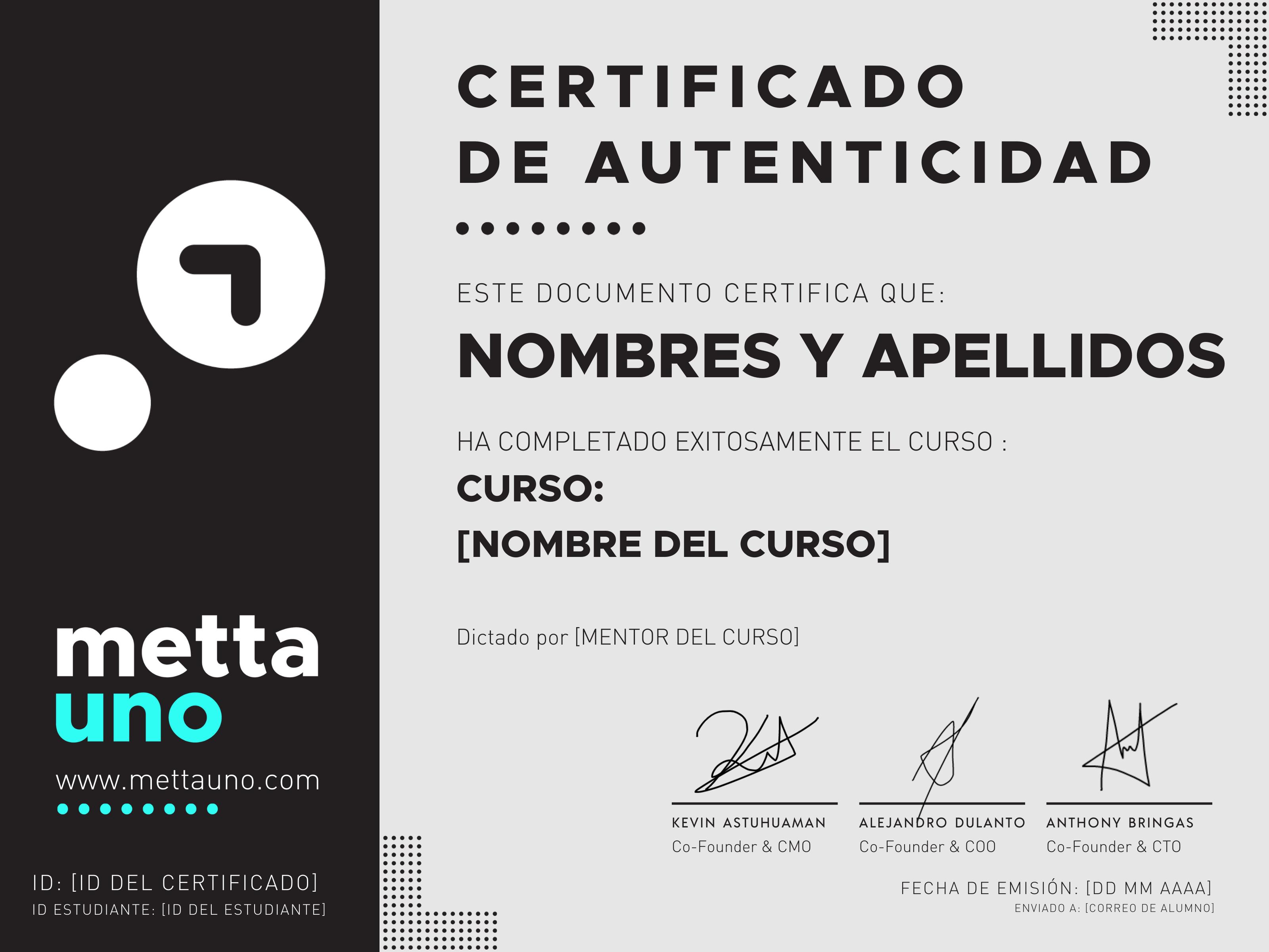 Certificado_mettauno