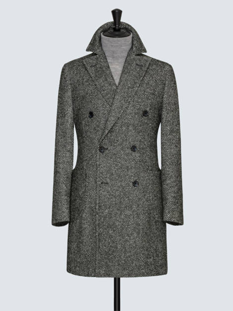 Made to measure overcoats