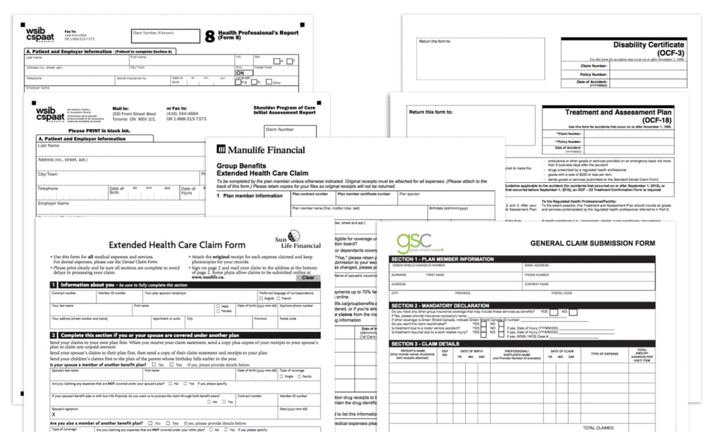 claim-forms