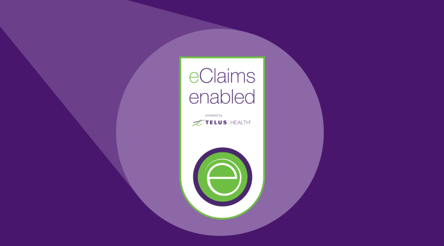 telus health eclaims and universal office integration