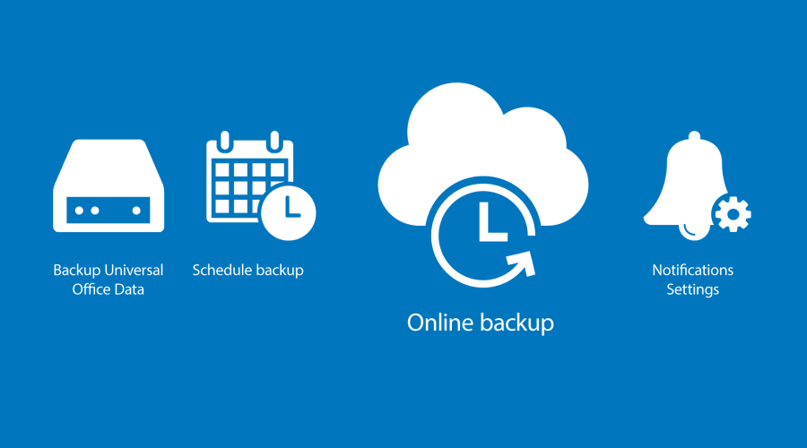online backup universal office