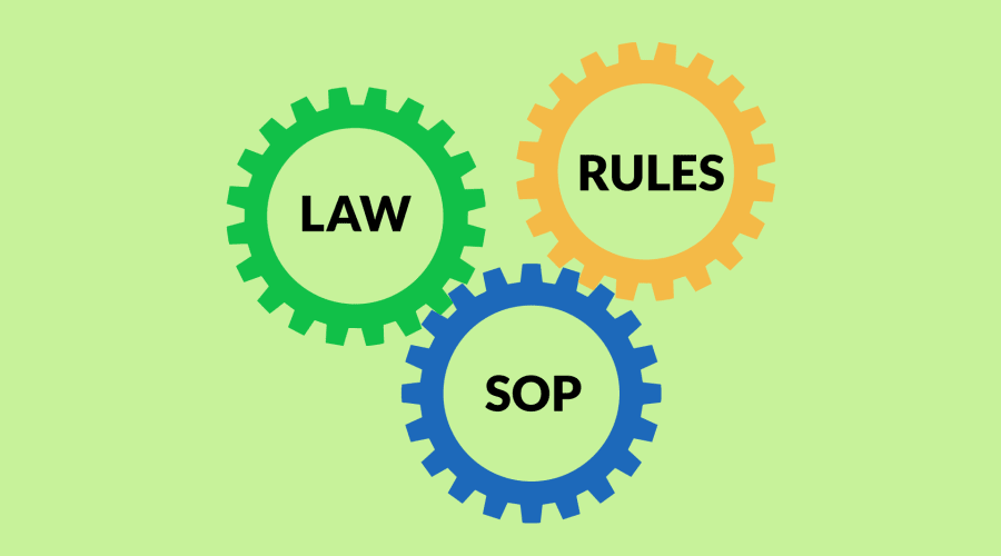 why use sops standard operating procedures