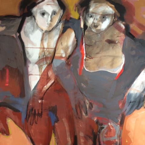 Ausstellung Portrait
