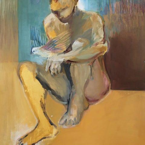 Malerei Antje Vega