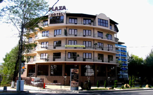 Отель «Плаза» — Анапа