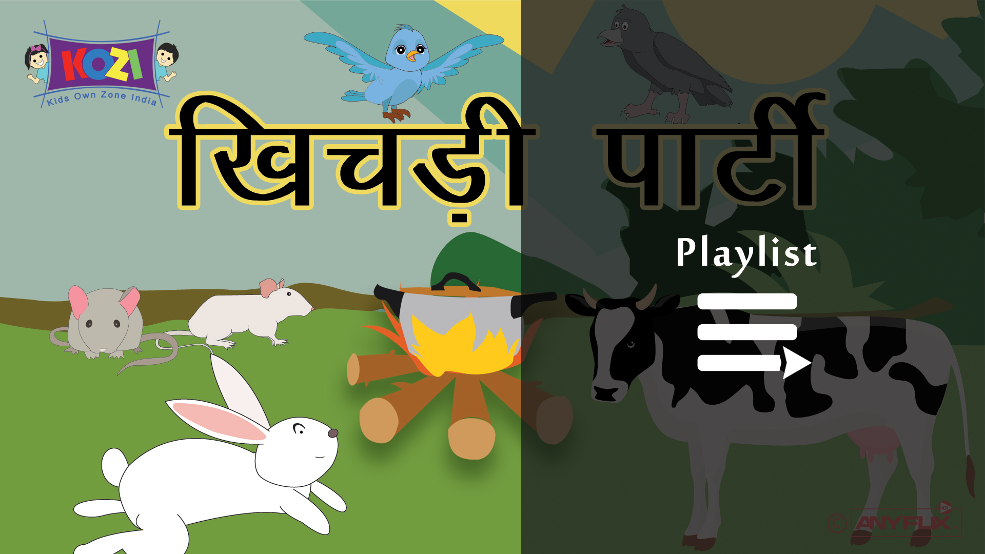 Moral Stories For Kids | Full Playlist | Kids Own Zone India (KOZI)