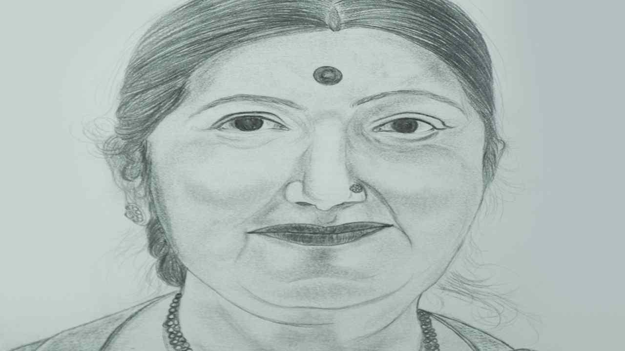 LT. SMT. SUSHMA SWARAJ (सुषमा स्वराज)