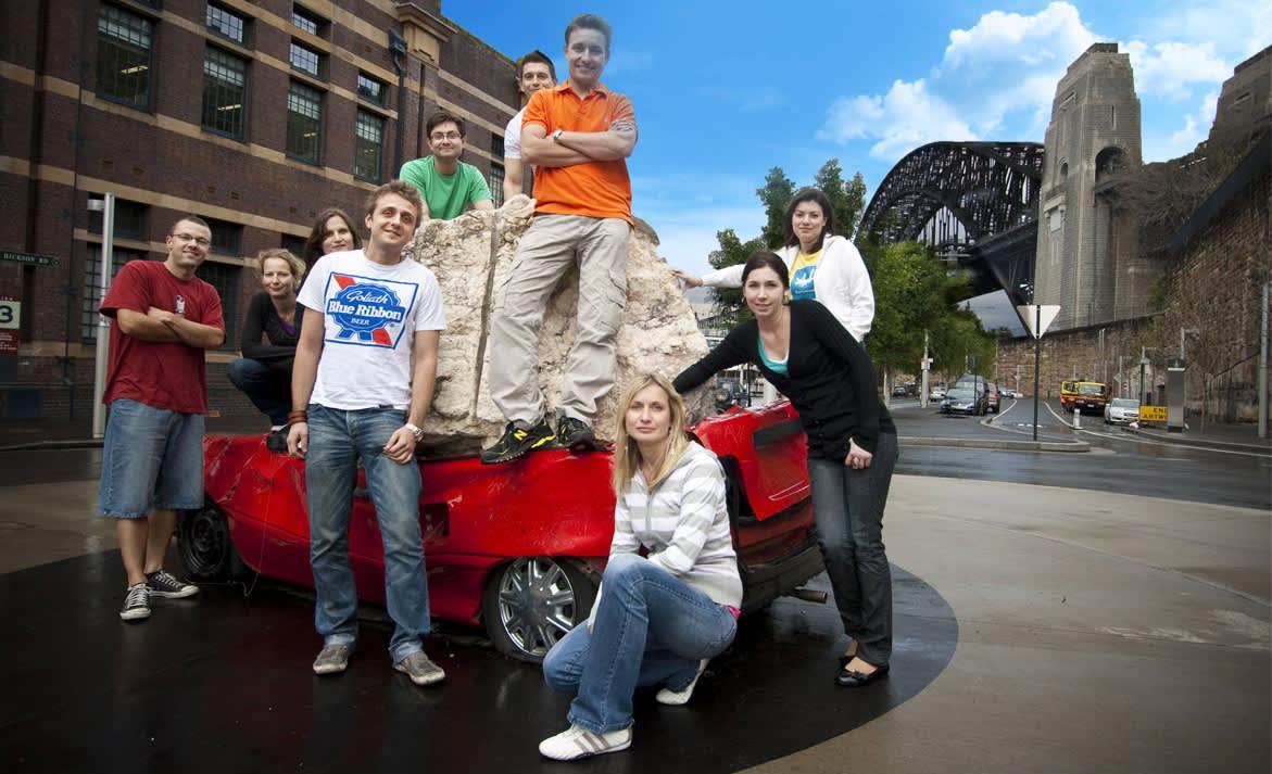 Team AustraliaOnline