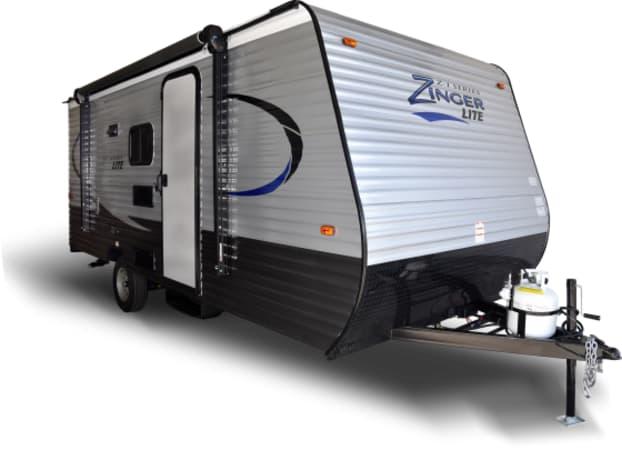 2019 Zinger Lite ZR18BH 18' in Kent, WA : Exterior