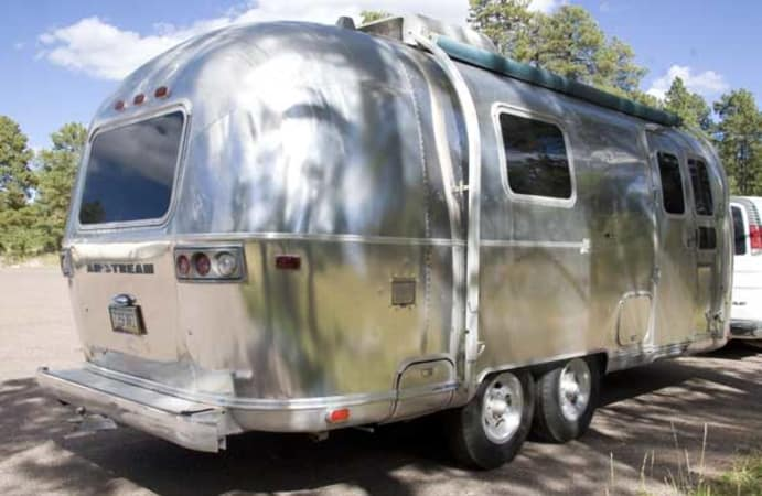 1973 Airstream Safari 23' in Phoenix, AZ : Easy to tow Safari