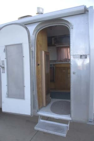 1959 Airstream Trade Wind 24' in Phoenix, AZ : Welcome to 1959