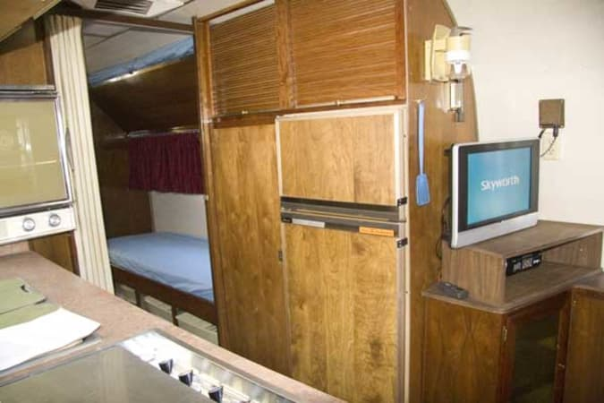 1970 Airstream Overlander 27' in Phoenix, AZ : Kitchen