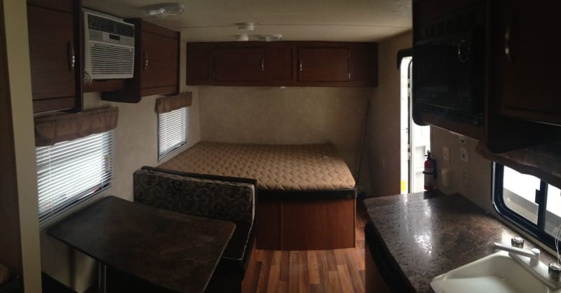 2014 Forest River Salem 1 19' in Hutto, TX : 19' Salem