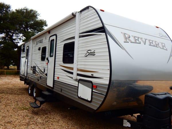 2014 Shasta Revere 32' in Hutto, TX : Revere