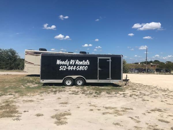 1000 Cargo Trailer  in Hutto, TX : cargo