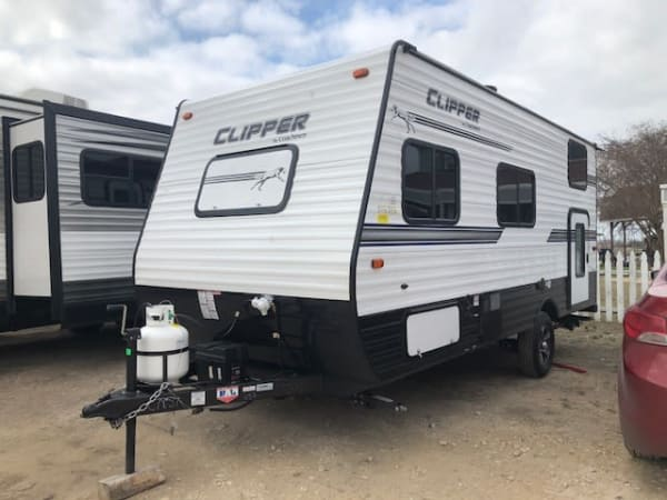 2018 Coachmen Clipper 18' in Hutto, TX : Clipper 1