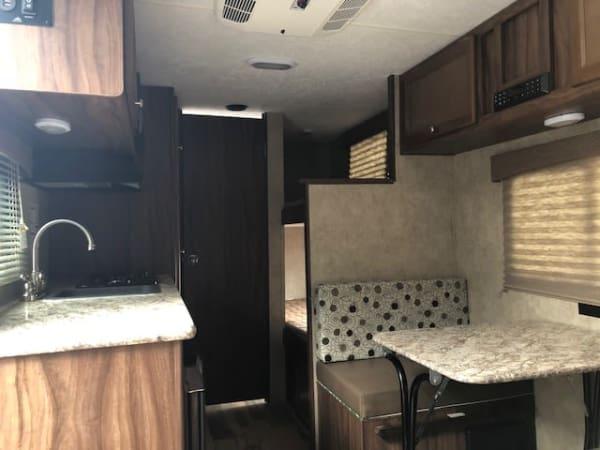 2018 Coachmen Clipper 18' in Hutto, TX : Clipper 1