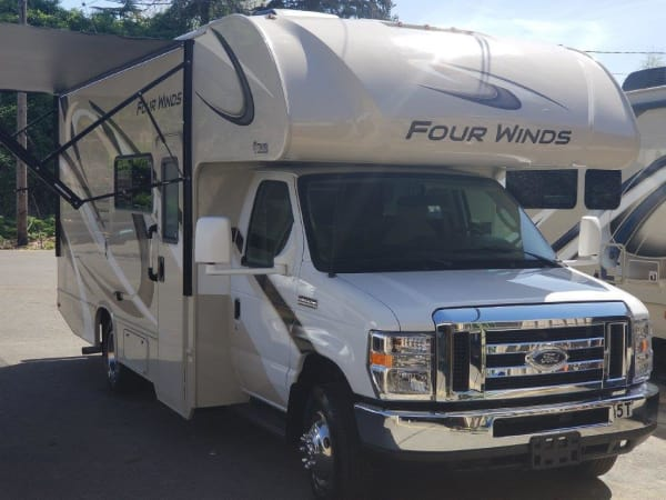 2019 Thor FourWinds 22B 22' in Portland, OR : 2019 Thor FourWinds 22 B