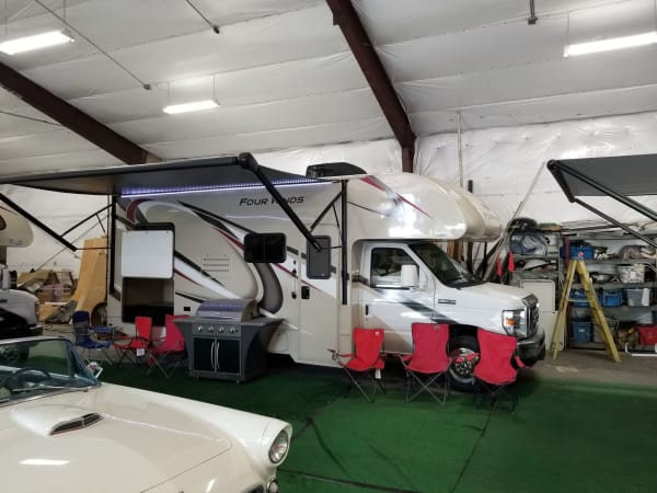 2019 Thor FourWinds 22E 22' in Portland, OR : 2019 Thor no slide 22E