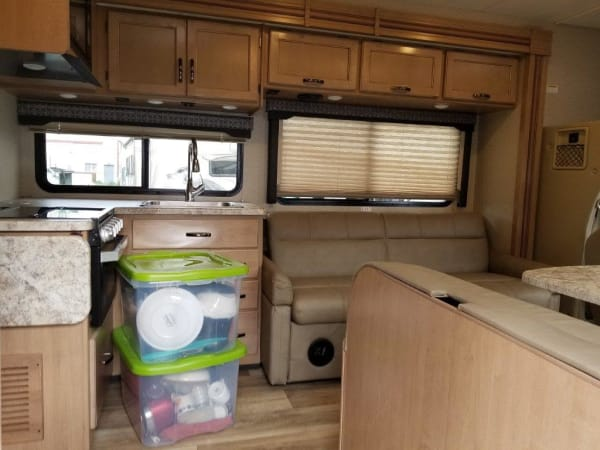 2020 Thor FourWinds-30D 32' in Portland, OR : 2020 Thor Four Winds 30-D