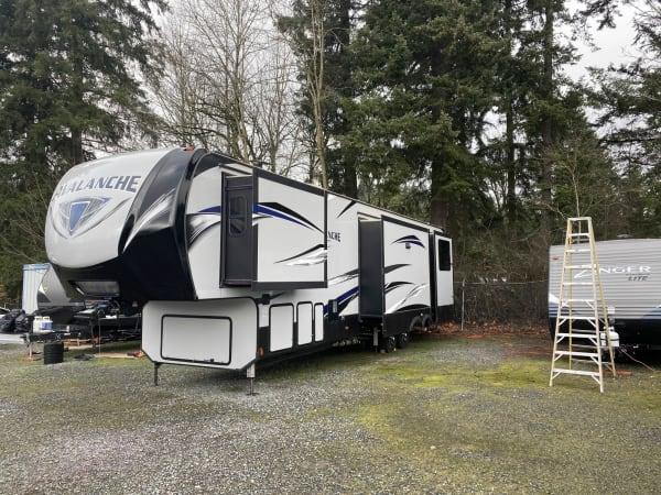 2019 Thor Avalanche 396 bh 40' in Covington, WA : IMG_4992.jpg