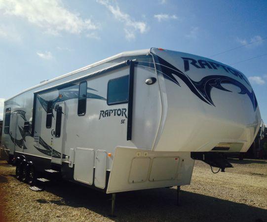 2013 Keystone Raptor 2 39' in Hutto, TX : Raptor 2