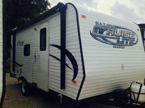 2014 Forest River Salem 1 19' in Hutto, TX : 19' Salem