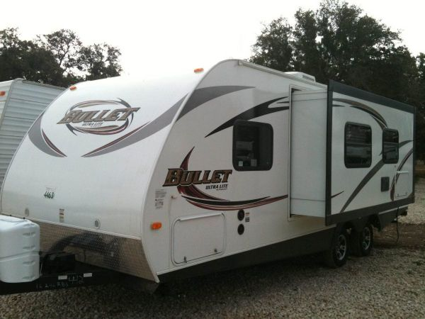 2012 Keystone Bullet 1 24' in Hutto, TX : BP Bullet #1