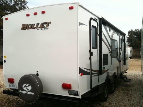 2012 Keystone Bullet 1 24' in Hutto, TX