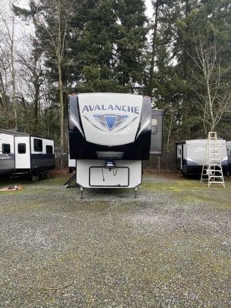 2019 Thor Avalanche 396 bh 40' in Covington, WA