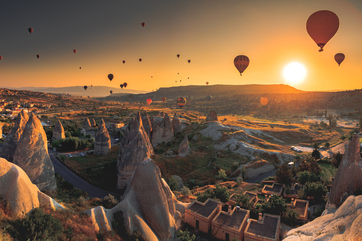 Cappadocia Tour from Istanbul Picture